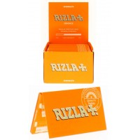 Rizla Orange Double Paper 50p
