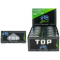 TOP Rolls Cigarette Paper 24p