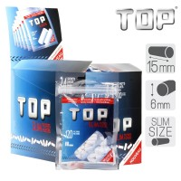 TOP Slim Filter Tips (Mousse) 34 sachets