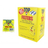 TOP Filter Tips (Mousse) 30 sachets