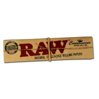 RAW Connoisseur King Size Slim Tips + Paper 24p