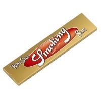 Smoking Gold King Size Slim Paper 50p