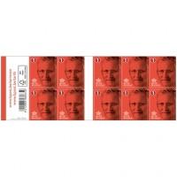 Postzegels Prior Tarief 1 Nationaal 10 X 10st - NETTO PRIJS