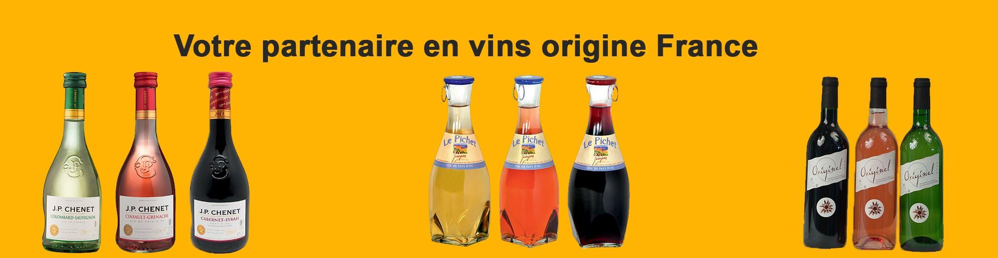 Partenaire vins