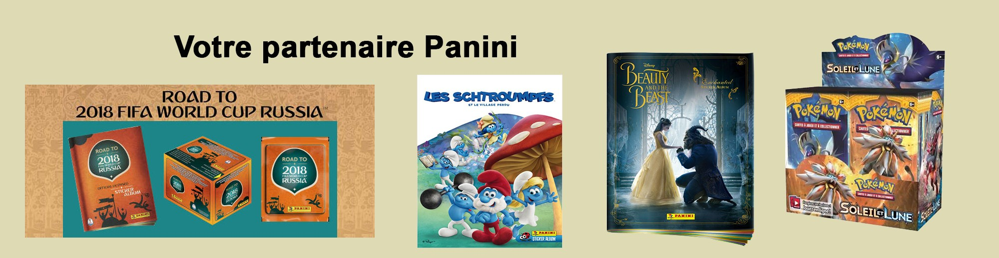Partenaire PANINI